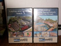 Two Model Railroader DVDs-How To DVDs in Joliet, Illinois