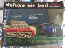 Texsport Twin Size Deluxe Air Mattress in Kingwood, Texas