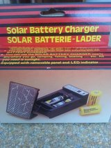 Solar Battery Charger in Ramstein, Germany