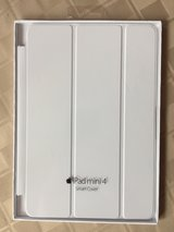 New White iPad mini 4 smart cover in Westmont, Illinois