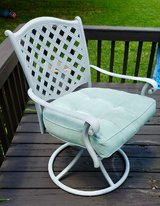 Patio cushions in St. Charles, Illinois