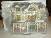 Dept. 56 - Stick Style House in St. Charles, Illinois