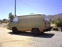 Toyota Van Wagon (Panel) in 29 Palms, California