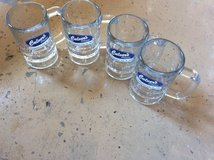 four Culvers mugs in Yorkville, Illinois