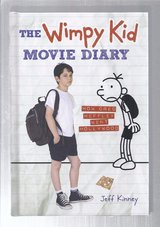 Diary of a Wimpy Kid: The Wimpy Kid Movie Diary Hard Cover Book Ages 8 - 12 * Grade 4rd - 7th in Oswego, Illinois