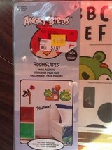 Angry Birds Room/Wall Decals in St. Charles, Illinois