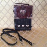 Woman purse with silver colored rustic design-for the ultra organizer in Yucca Valley, California