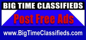 FREE CLASSIFIEDS at BIG TIME CLASSIFIEDS use Links, Videos & More! in MacDill AFB, FL