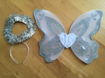 Kids' Angel Wings & Halo Halloween Costume Christmas Angel in Plainfield, Illinois