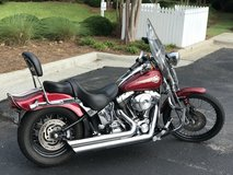 2005 Harley Davidson Springer Softail FXSTS in Camp Lejeune, North Carolina