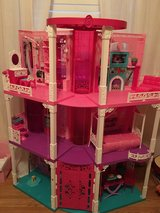 Girl Toys Barbie Dream House Bike Tent Puzzles in Camp Lejeune, North Carolina