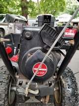 "NOMA Snowblower ""Tank"" in Naperville, Illinois"