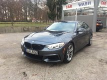 2015 BMW 435i Gran Coupe M-Sport Mineral Grey Metallic (Free Shipping to USA) in Stuttgart, GE