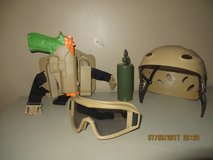 Toy Tactical Military Gear Set in Plainfield, Illinois