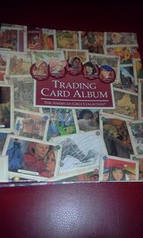 American Girl Trading Card Album with cards in Chicago, Illinois