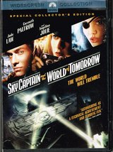 Two DVD Movies- The Magic Sword and Sky Captain and the World of Tomorrow in Joliet, Illinois