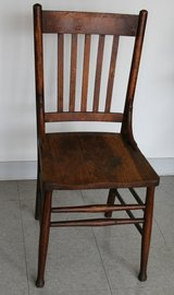 Antique Wooden Chair in Joliet, Illinois