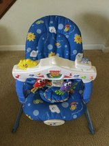 Fisher-Price bouncy seat in Elgin, Illinois
