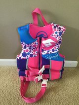 Children's life jacket in Elgin, Illinois