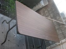 strong folding table for camping ext in Okinawa, Japan