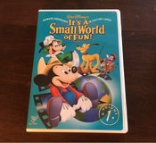 It's a Small World of Fun! DVD in Yorkville, Illinois
