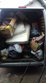 TRASH LOCAL MOVING /PCS/PICK UP & DELIVERY/YARD 015237605502 in Ramstein, Germany