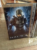 Halo 4 poster in Hopkinsville, Kentucky