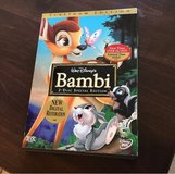 Bambi DVD in Plainfield, Illinois