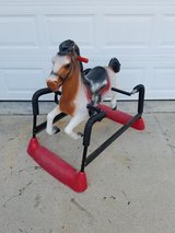 Large / Hedstrom Rocking Horse in Clarksville, Tennessee
