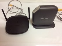 Belkin-N300-Wireless-Router   /     Belkin Surf 300 Mbps Wireless N Router in Fort Polk, Louisiana