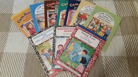 Easy chapter books in Lawton, Oklahoma