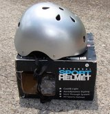 REDUCED Univeral Sport Bike Helmet size L in Fort Campbell, Kentucky