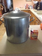 Giant Canning Pot 42 Qts in Aurora, Illinois