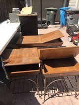 Coffee & End table set in Travis AFB, California