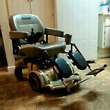 Hover Round Electric Wheel Chair in Camp Pendleton, California