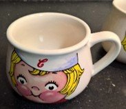 Campbell Soup Mug C Kid Year 1998 in Ramstein, Germany