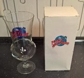 Planet Hollywood Amsterdam Hurricane Collectible Glass in Ramstein, Germany