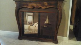 Upcycled  AntiqueDresser Mirror Frame Turned into Picture Frame in Aurora, Illinois