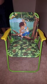 Go Diego Go patio toddler chair new in Naperville, Illinois