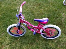 "Like new Barbie 16"" girls bike in Camp Pendleton, California"