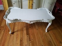 Shabby chic French coffee table in Naperville, Illinois