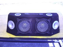 TRUNK SPEAKERS portable in Yucca Valley, California