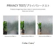 Window Film Privacy 3D Reuseable in Okinawa, Japan