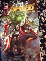 AVENGERS: SEASON 1 GRAPHIC BOOK NOVEL (EXCLUSIVE EDITION MARVEL AVENGERS) in Fairfield, California