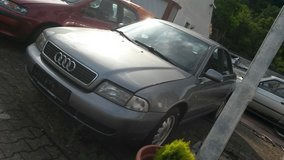 Audi A4 2,4  V6  Manual Nice Car near Ramstein Base -ready for Winter with ALL SEASON TIRES in Ramstein, Germany
