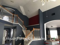 Interior Painting in Kingwood, Texas