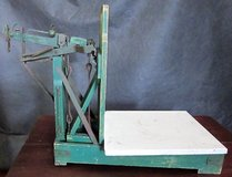 Antique Scale Green in Ramstein, Germany