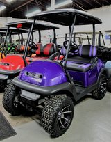 CUSTOM GOLF CART FOR SALE....17 COLORS TO CHOOSE FROM in Fort Drum, New York