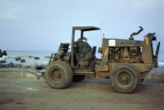 Military Publication TM-04060B-15 for Case MC4000 Forklift in Camp Lejeune, North Carolina