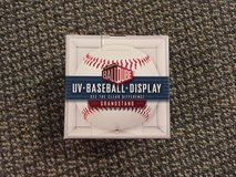 Baseball Display Cube in Lockport, Illinois